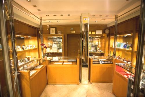 Carmena Getafe Joyeria interior