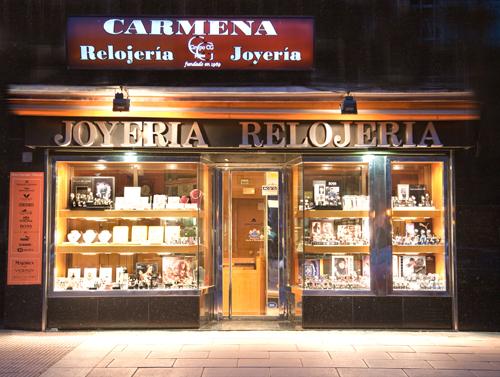 Carmena Getafe Joyeria