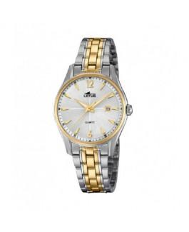 Lotus 18378/1 Reloj de Mujer Cuarzo Acero bicolor Brazalete Tamaño 30 mnm - 18378/1