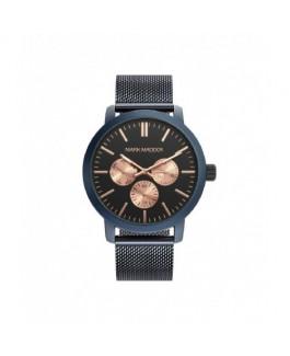 Mark Maddox HC3025-99 Reloj de Hombre Cuarzo Multifunción Acero IP Azul Tamaño 42 mm - HC3025-99