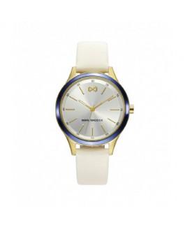 Mark Madoox MC7107-07 Reloj Mujer Tamaño 36 mm Cuarzo Acero IP Dorado - MC7107-07