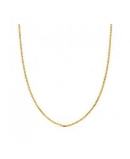 Cadena Mujer Oro 18 ktes Barbada Ligera Grosor 1,5 mm Medida 40 cm - 000022762