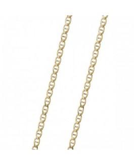 Cadena Mujer Oro 18 ktes Ancla Ligera Grosor 2 mm Medida 50 cm - 000262057