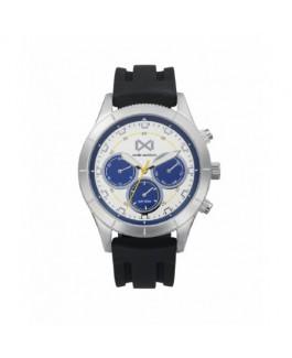 Mark Maddox HC7127-06 Reloj Hombre Cuarzo Multifunción Acero Tamaño 44 mm - HC7127-06