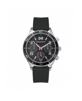 Mark Maddox HC7130-54 Reloj Hombre Cuarzo Acero Tamaño 43 mm Caucho - HC7130-54