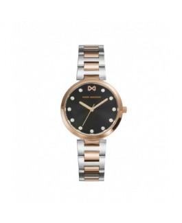 Mark Maddox MM0114-57 Reloj Mujer Cuarzo Acero Bicolor Tamaño 32 mm Piedras - MM0114-57
