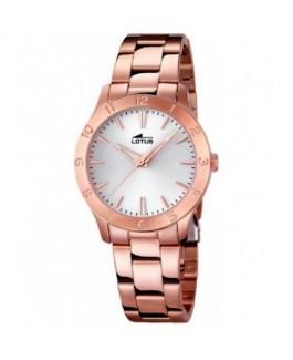 Lotus 18141/1 Reloj de Mujer Cuarzo Acero IP Rosé Tamaño 32 mm - 18141/1