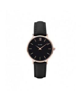 Cluse CW01012030 Reloj Mujer Cuarzo Acero Ip Rosé Tamaño 33 mm Correa - CW01012030