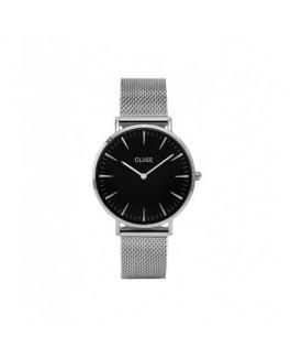 Cluse CW0101201004 Reloj Mujer Cuarzo Acero Tamaño 38 mm Malla Milanesa - CW0101201004