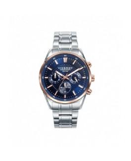 Viceroy 401017-37 Reloj Hombre Cuarzo Acero Tamaño 40 mm Crono - 401017-37