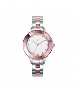 Viceroy 471246-09 Reloj Mujer Cuarzo Acero Tamaño 38 mm - 471246-09