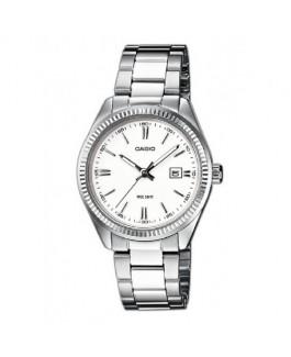 Casio Original LTP-1320PD-7A1VEF Reloj Mujer Cuarzo Metal Tamaño 30 mm - LTP-1302PD-7A1VEF