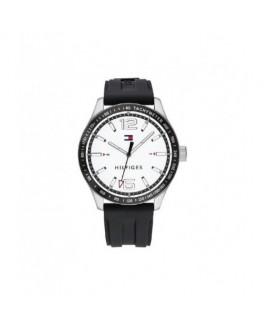 Tommy Hilfiger 1791437 Reloj Hombre Cuarzo Acero Caucho Tamaño 45 mm - 1791437
