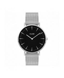 Cluse Cw0101201004 Reloj Mujer Cuarzo Acero Malla Milanesa Tamaño 38 mm - CW0101201004