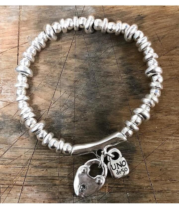 Uno de 50 ENCANDILADO Bracelet PUL1808MTL0000M