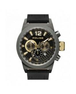Police R1471607006 Reloj Hombre Cuarzo Acero Tamaño 45 Correa - R1471607006