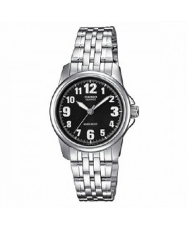 Casio LTP-1260PD-1BEF Reloj Mujer Cuarzo Metal Tamaño 27 mm Brazalete - LTP-1260PD-1BEF