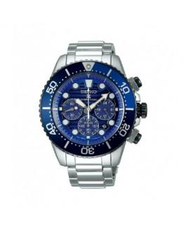 Seiko Prospex SSC675P1 Reloj Hombre Cuarzo Crono Acero Tamaño 43 mm Brazalete - SSC675P1