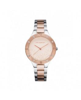 Viceroy 42412-90 Reloj Mujer Cuarzo Acero Bicolor Tamaño 35 mm - 42412-90