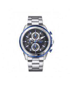 Viceroy 46801-57 Reloj Hombre Cuarzo Crono Acero Tamaño 44 mm - 46801-57