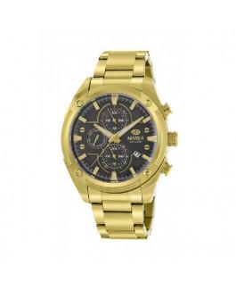 Marea B54155/4 Reloj Hombre Miltifunción Metal Dorado Tamaño 44 mm - B54155/4