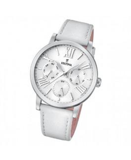 Festina F20415/1 Reloj Mujer Cuarzo Acero Correa Tamaño 36 mm - F20415/1