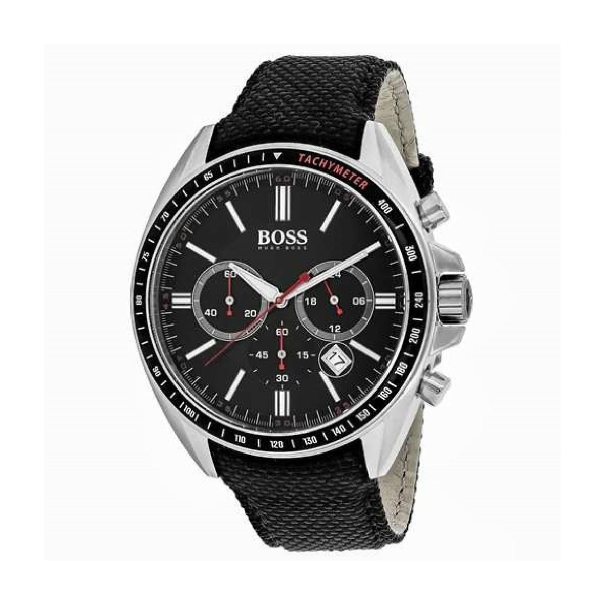 Hugo Boss 1513087 Reloj de hombre Cuarzo Crono Acero ...