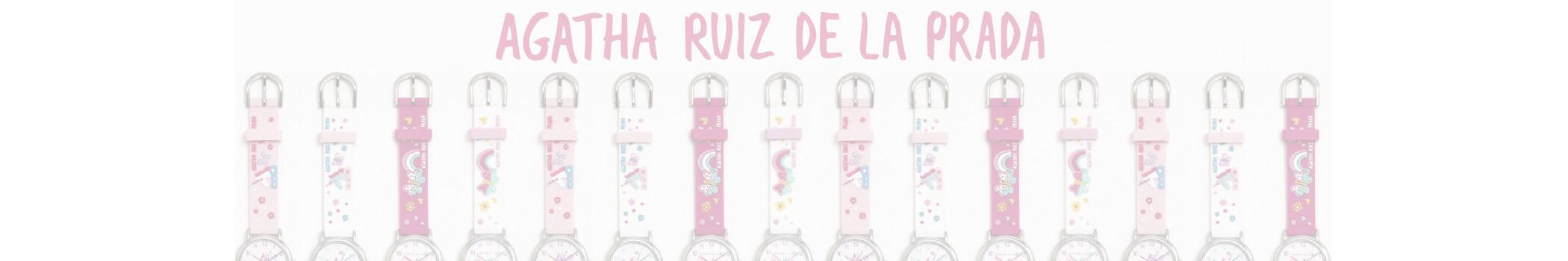 Joyas y relojes Agatha Ruiz de la Prada - Carmena Joyeros