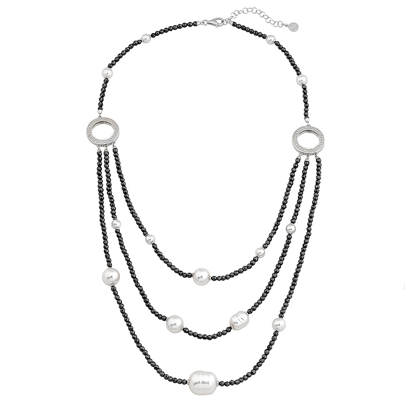 Collar Majorica con perlas